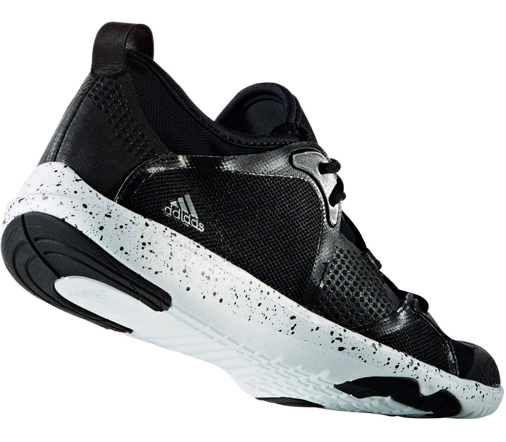 new style fca63 a27ac Adidas - Adipure 360.4 Damen Trainingsschuh (schwarzweiß)