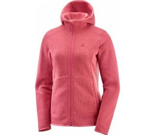 Salomon Bise Damen Fleecejacke
