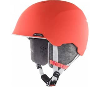 Alpina Alpina Albona Femmes Casque ski orange