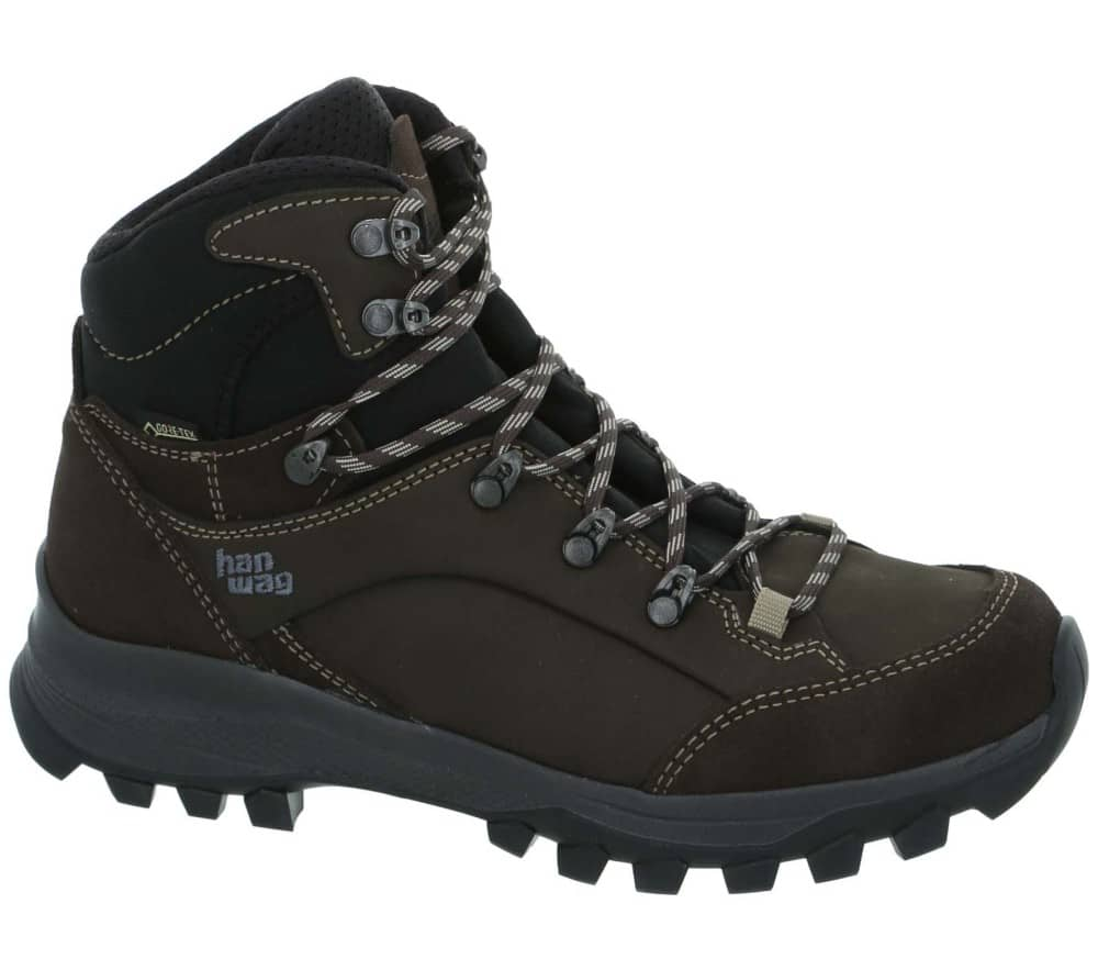 HANWAG Banks GORE-TEX Women Hiking Boots (brown) 164,90 €