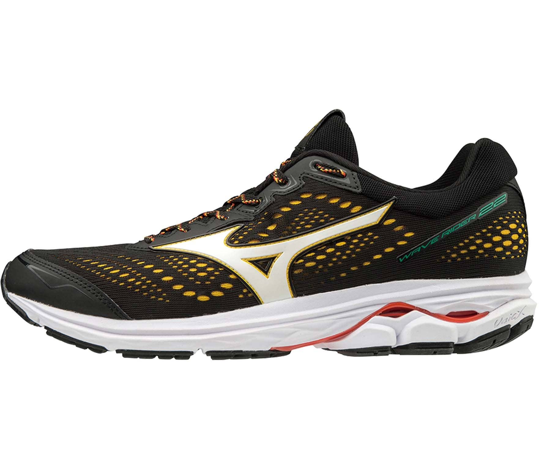 mizuno wave rider 22 heren review zalando
