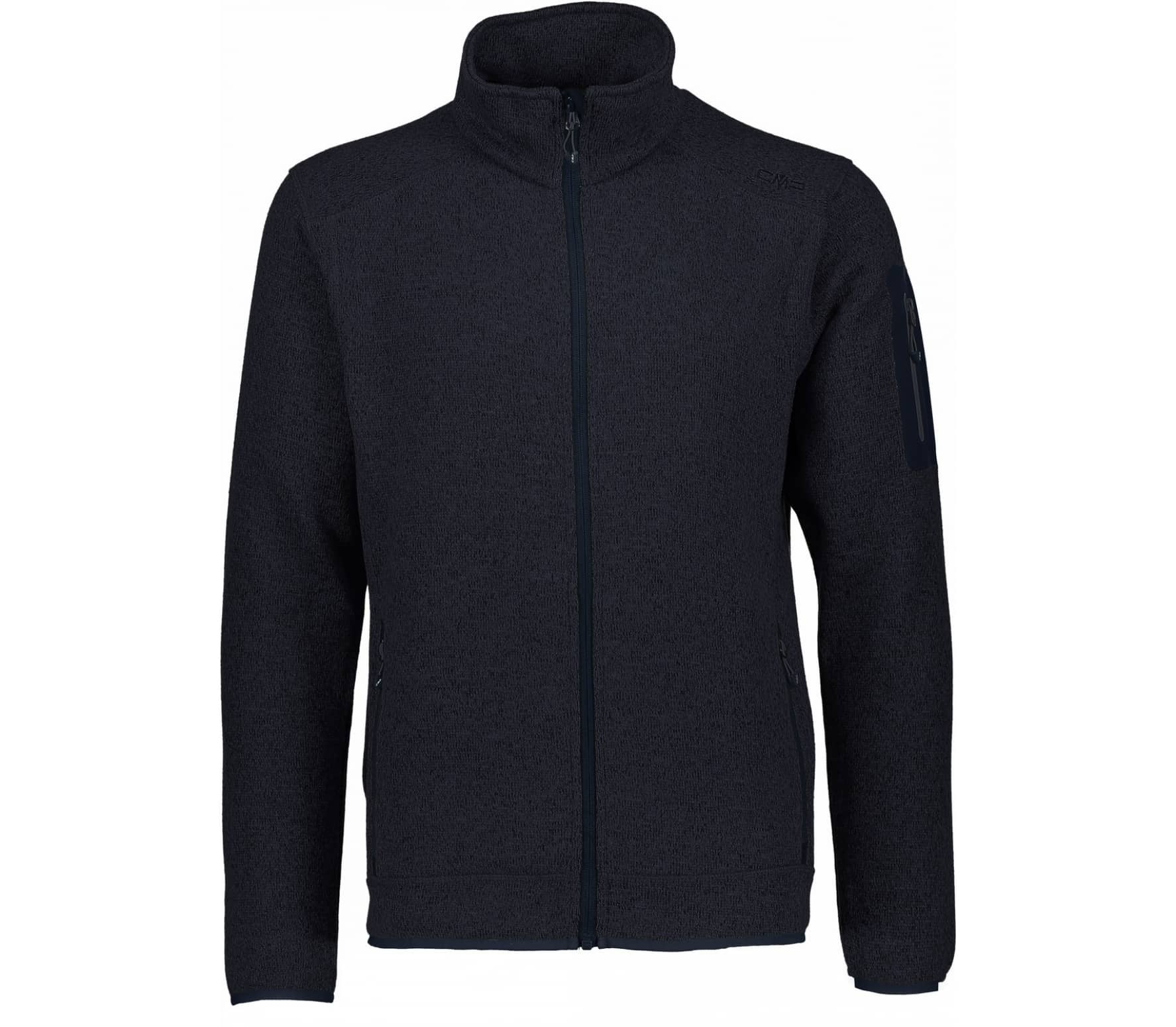 Jacket Para azul Polar Hombre Oscuro Cmp Stretch Chaqueta 1xdvfqn1wH