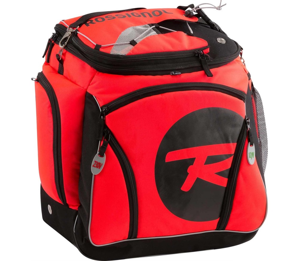 Rossignol - Hero Heated Skischuhtasche (rot)