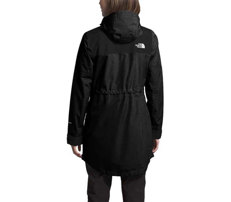 City Breeze Trench II Dames Parka