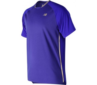 New Balance Tournament Movement Uomo Maglia da tennis
