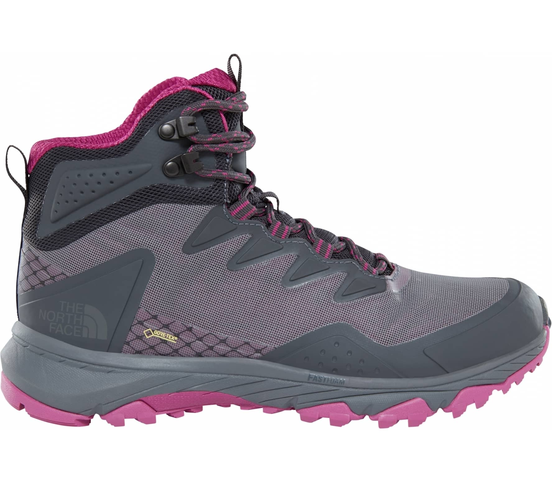 Face Ultra Hiking North Mid Gtx The Shoes Iii Fastpack Women's 5RLq3Aj4