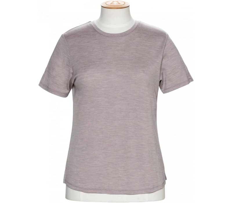 180Gsm Merino Relaxed Damen T-Shirt