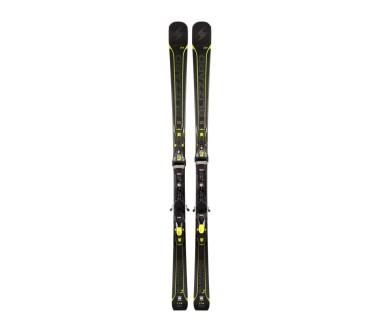 Blizzard - Quattro 6.9 Ti incl. X Cell 12 ski with binding (black)