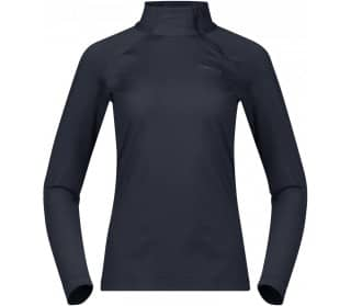 Stranda Half Zip Women Functional Long Sleeve