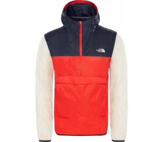 Fanorak 1/2 Zip Heren Windbreaker