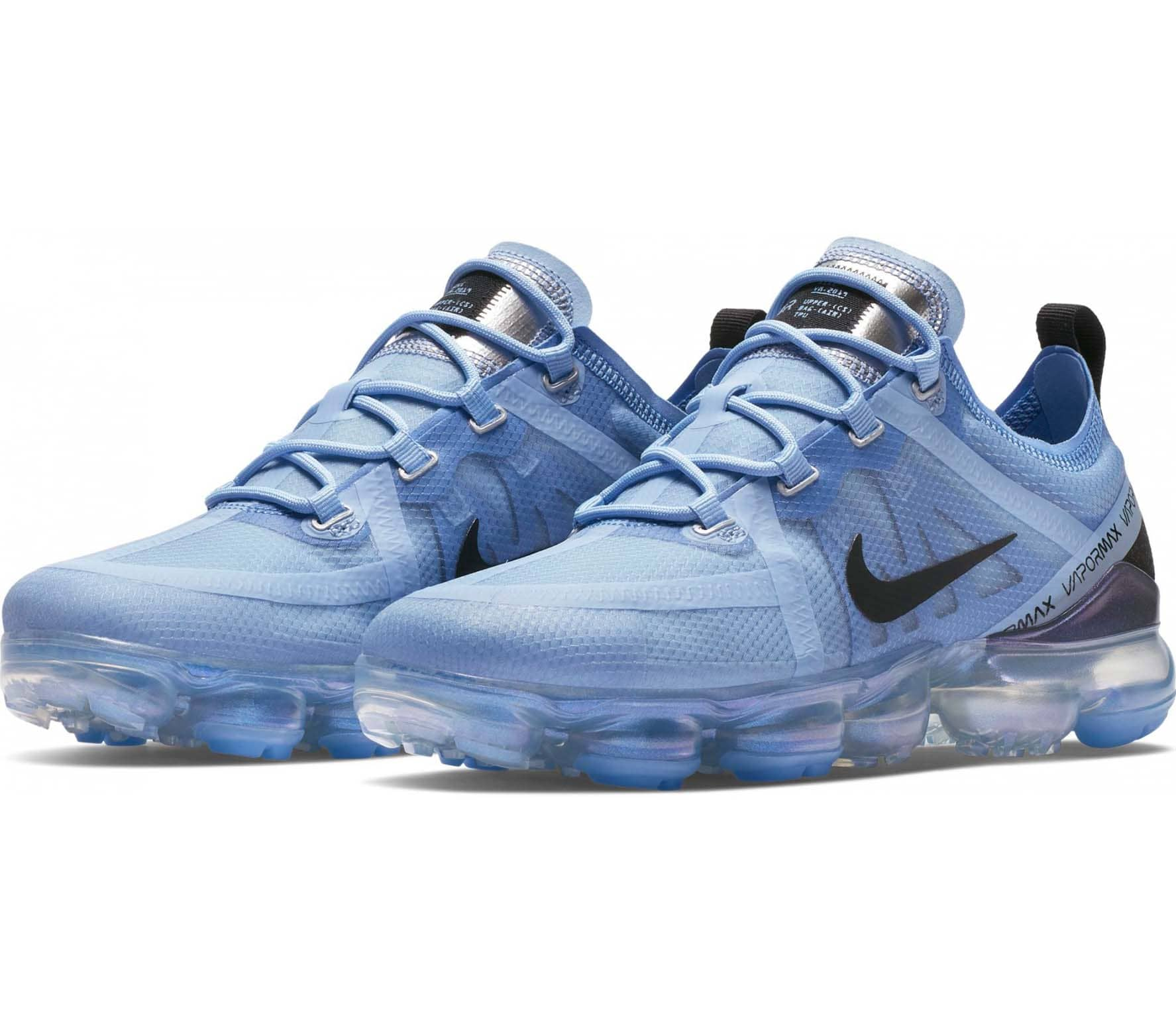 nike sportswear air vapormax 2019 damen sneaker blau. Black Bedroom Furniture Sets. Home Design Ideas