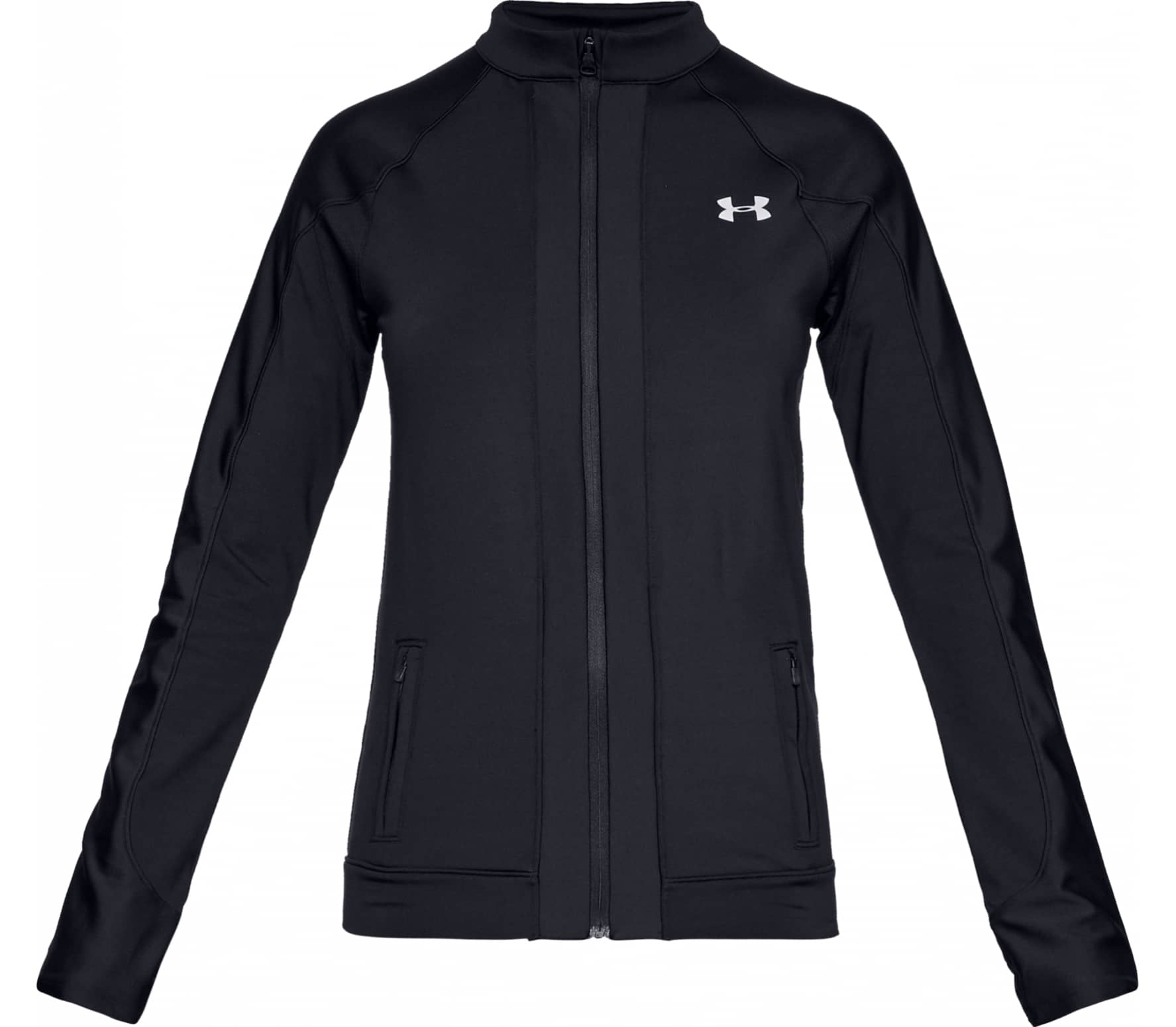 Under Armour - Coldgear women's running jacket (black) - XS thumbnail