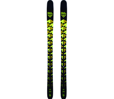 Black crows Orb Freeride Ski Unisex giallo