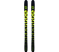 Black crows Orb Freeride Ski Unisex jaune