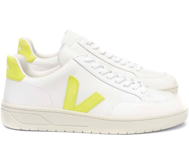 V-12 Leather Dam Sneakers