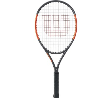 Wilson - Burn 25S children's (strung) tennis racket