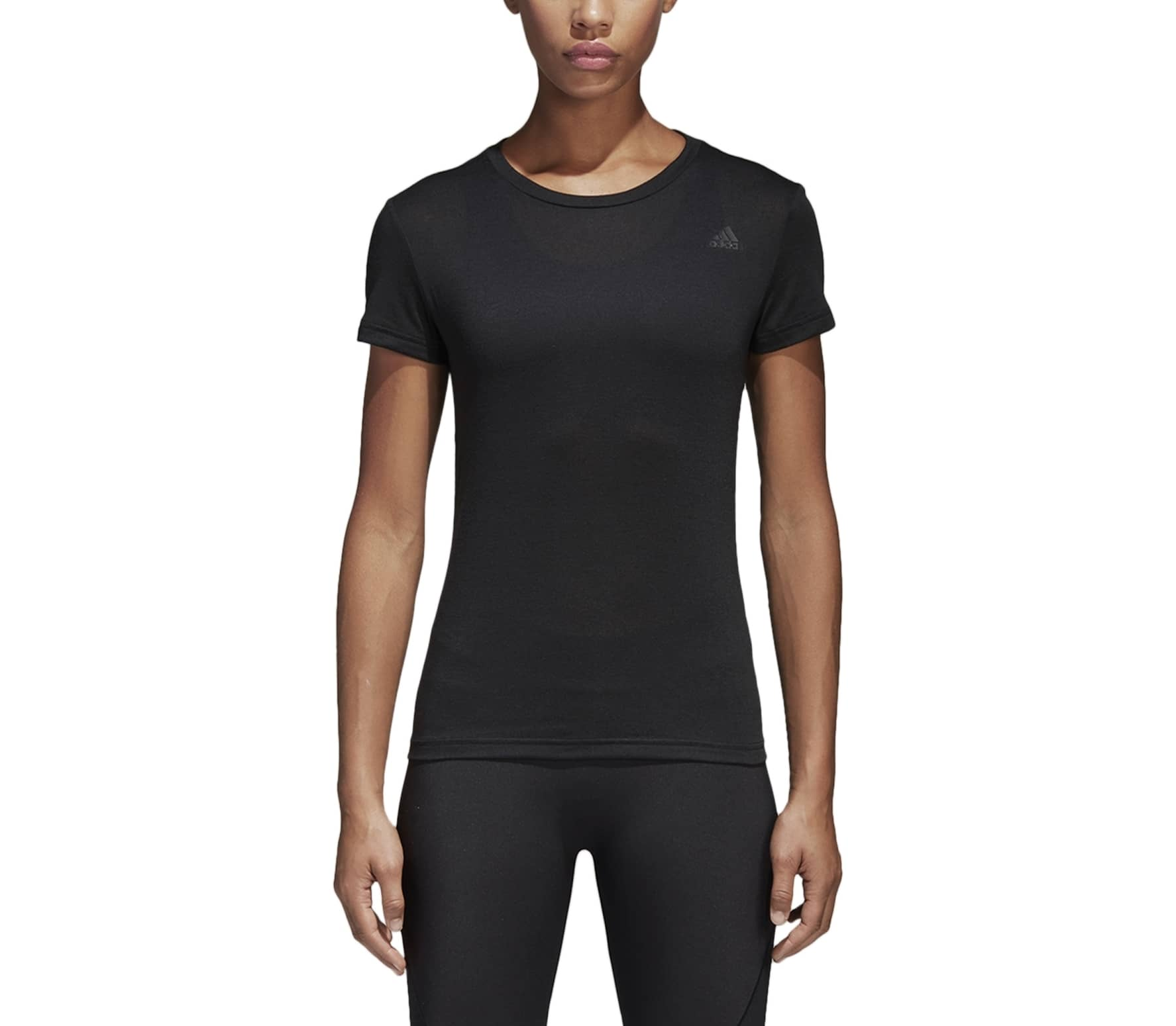 Adidas FreeLift Prime Damen Trainingsshirt (schwarz)