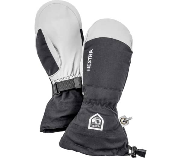 HESTRA Army Leather Heli Ski Ski Gloves - 1