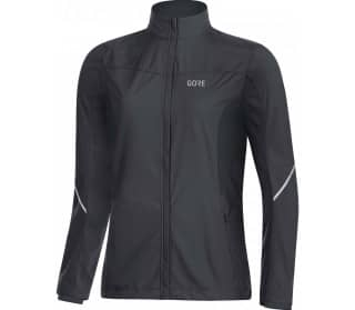 R3 D Partial Windstopper Mujer Chaqueta de running