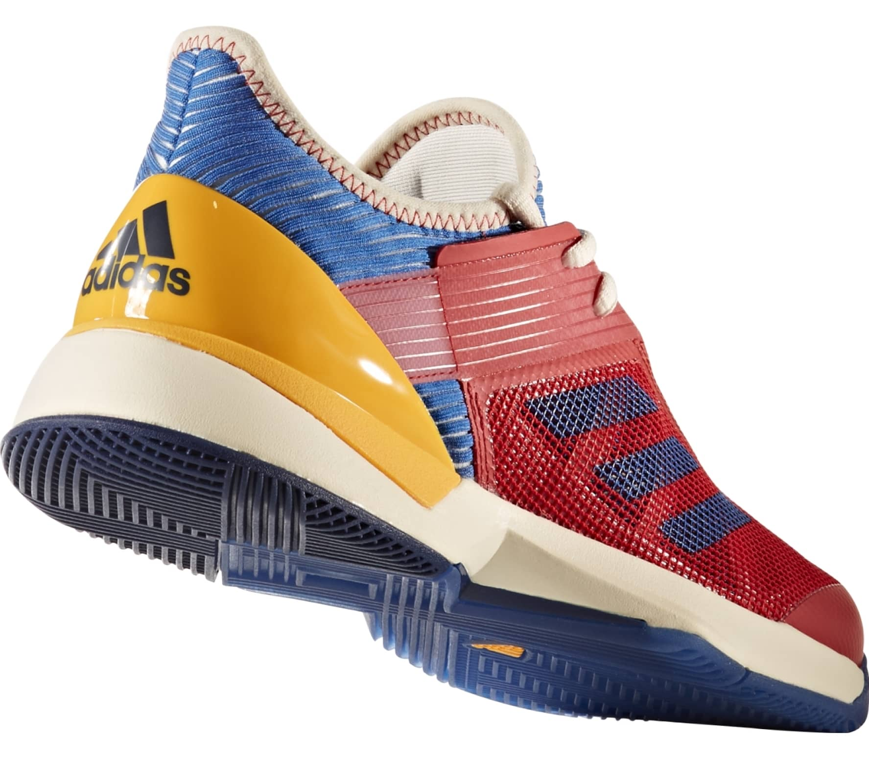 new products d73ff 85814 Adidas - Adizero Ubersonic 3 Pharrell Williams Mujer Zapato de tenis  (blancoazul)