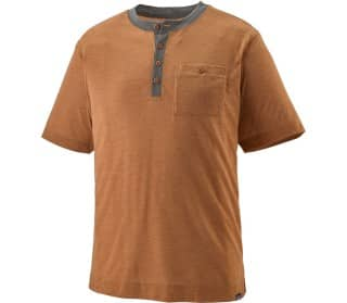Patagonia Capilene Cool Trail Henley Men Cycling-Jersey