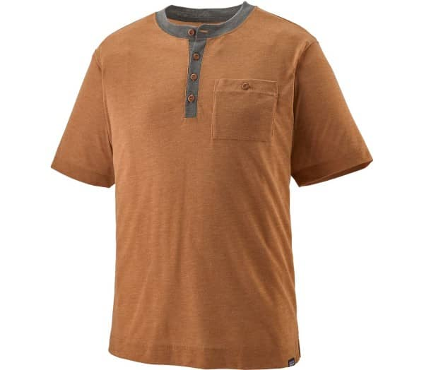 PATAGONIA Capilene Cool Trail Henley Hommes Maillot vélo - 1