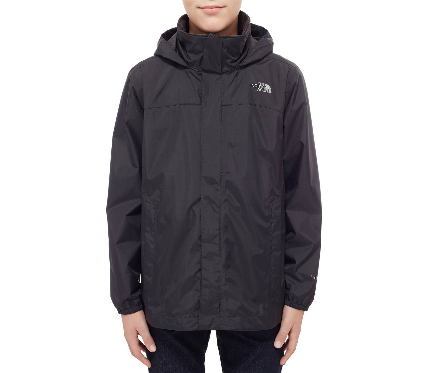 b0a3a1c17e The North Face - Reflective Resolve imperméable pour enfants (noir ...