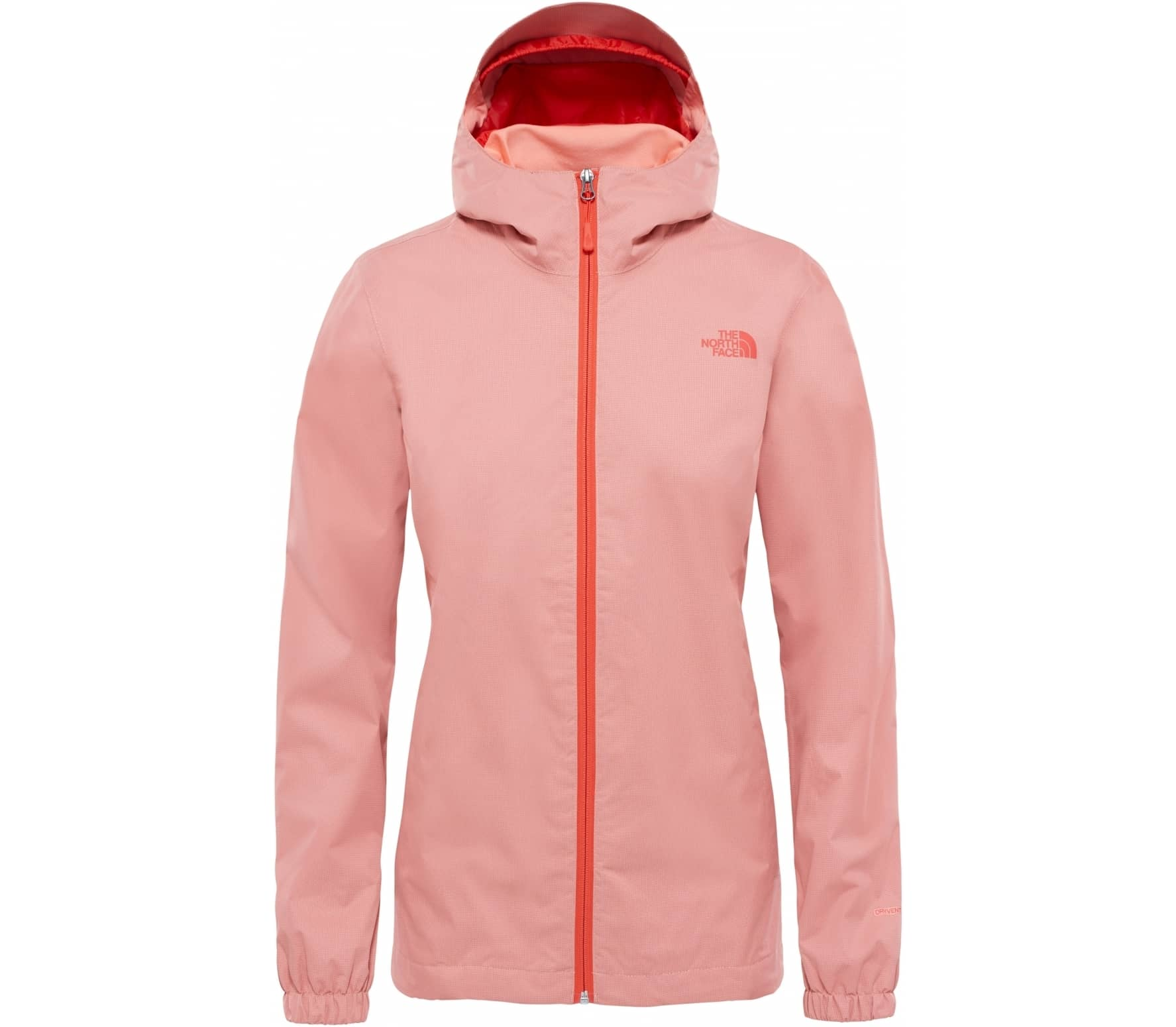 26f9843613 The North Face - Quest women s hardshell jacket (coral) - buy it at ...