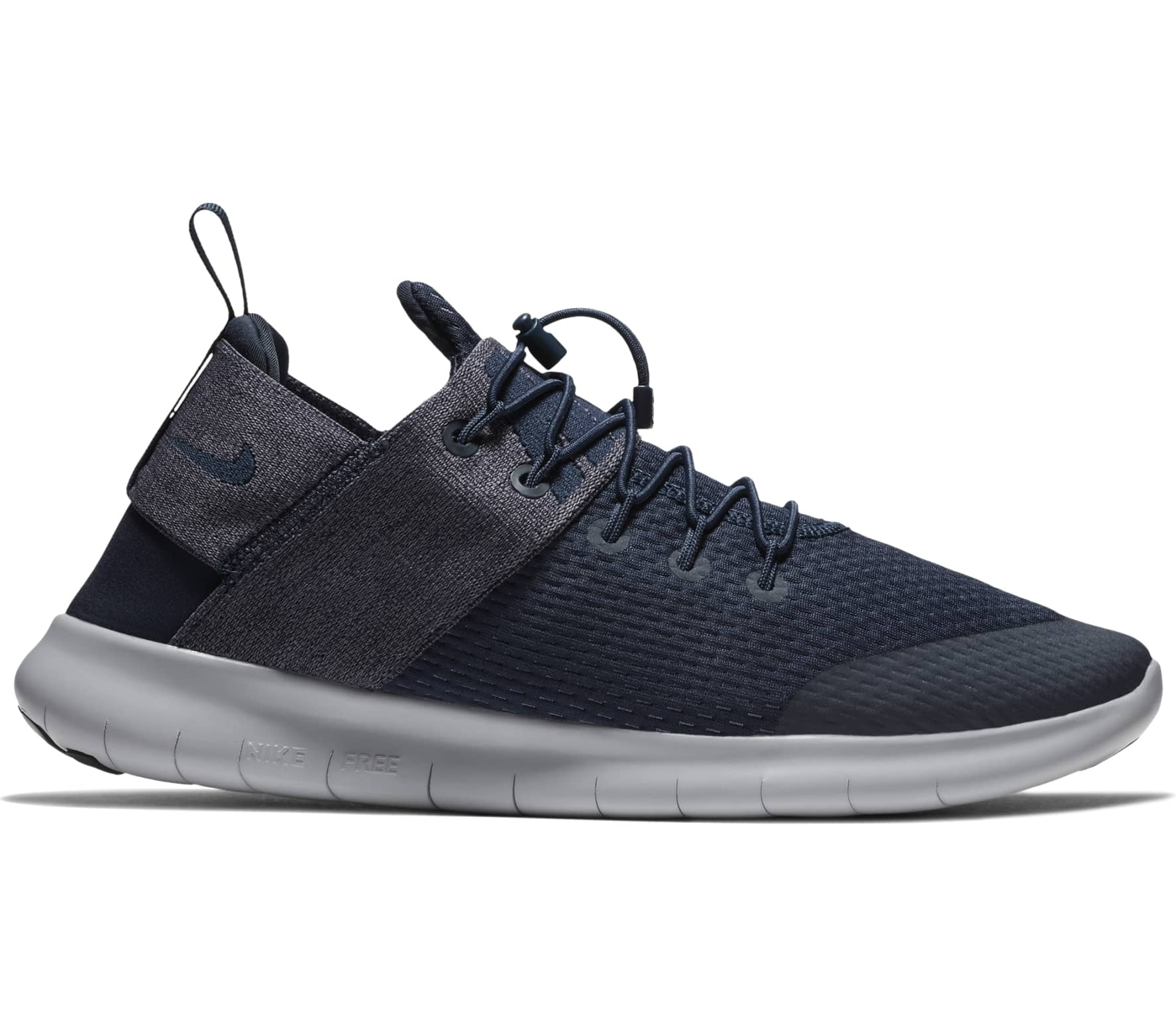 2769efb6ba168 Nike - Free RN Commuter 2017 men s running shoes (dark blue grey ...