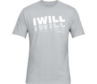 Under Armour I Will 2.0 Men T-Shirt