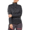 The North Face - Lucia Hybrid Down Damen Skijacke (schwarz)