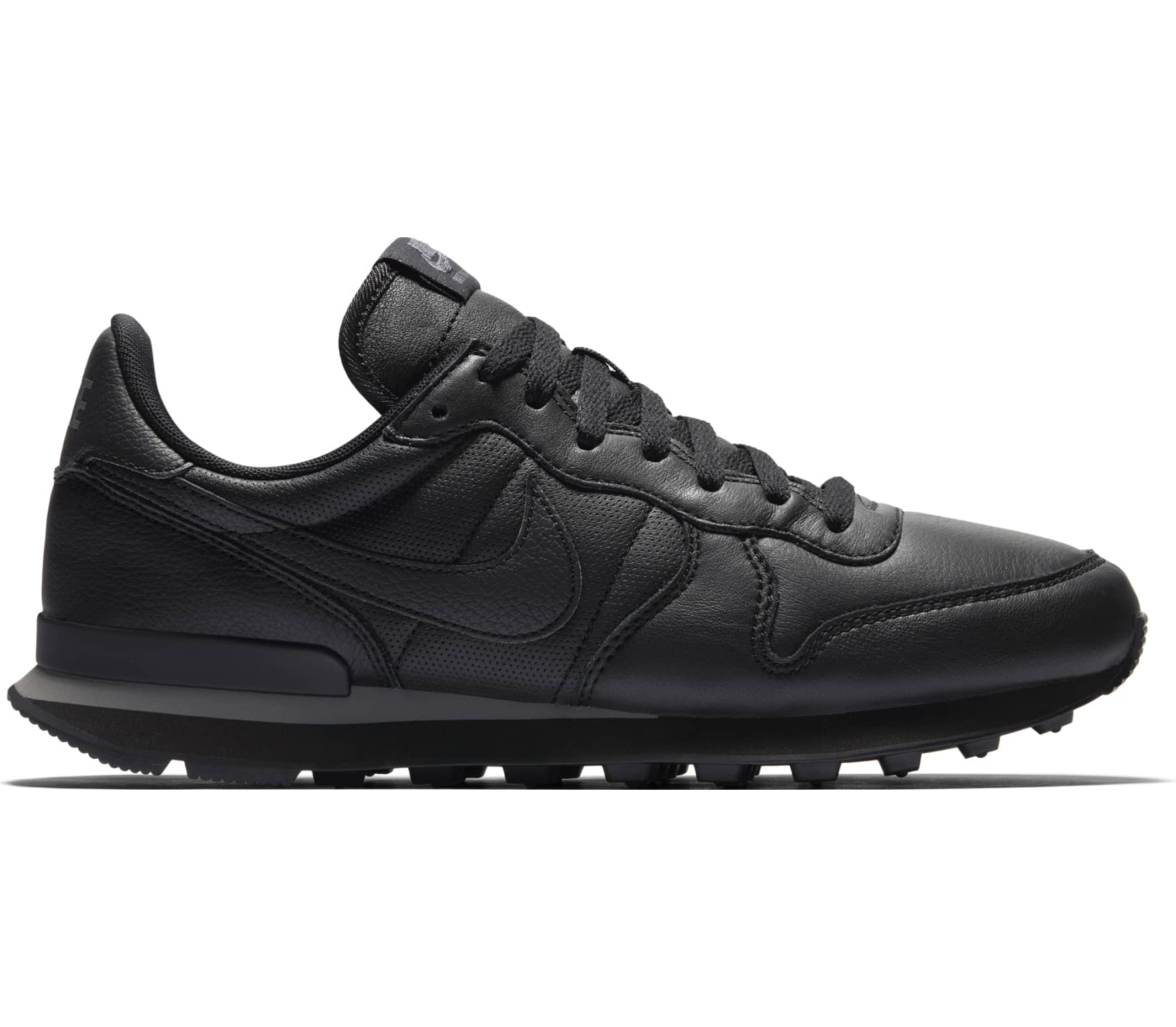 new product f4d3f 61e87 Nike - Internationalist Herren Sneaker (schwarz)
