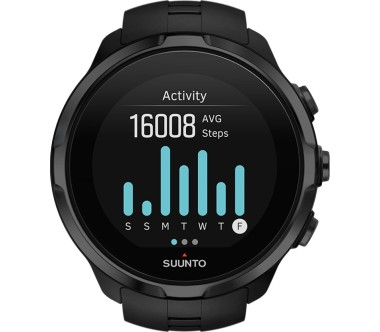 Suunto - Spartan Sport Wrist HR outdoor watch (black)