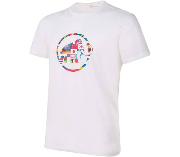 MAMMUT Nations Hombre Camiseta - 1
