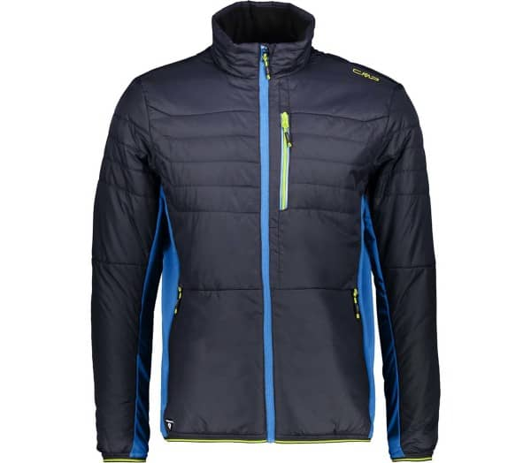 CMP Antracite-River Men Insulated Jacket - 1
