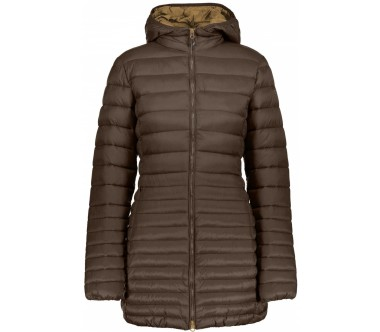 CMP Fixed Hood Coat Dam brun