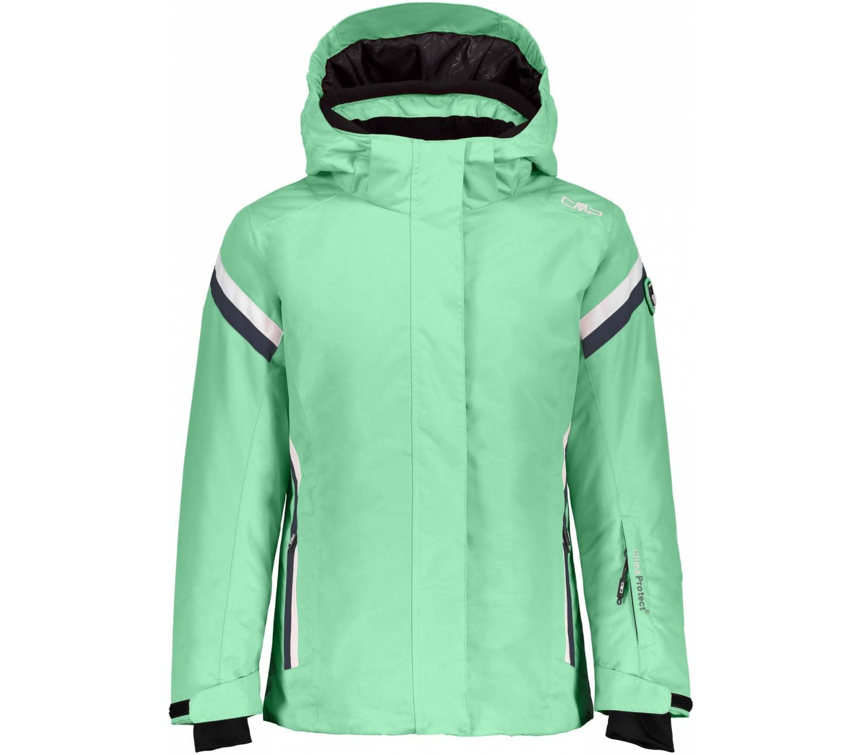 Zip Hood Junior Skijacke Children