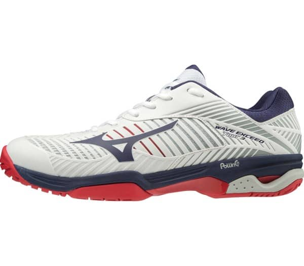 MIZUNO Wave Exceed Tour 3 Allcourt Men Tennis Shoes - 1