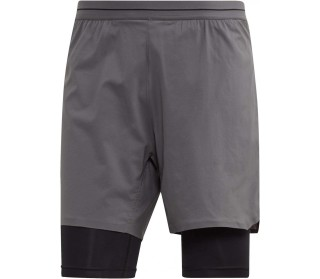 adidas Agravic 2 in 1 Hommes Short