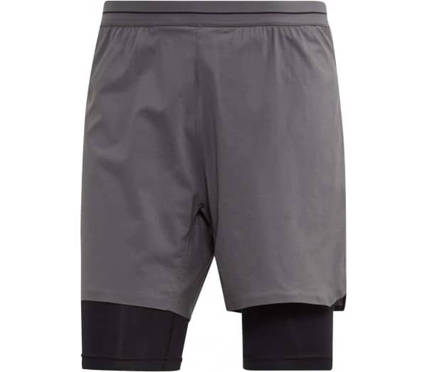 ADIDAS Agravic 2 in 1 Hommes Short - 1