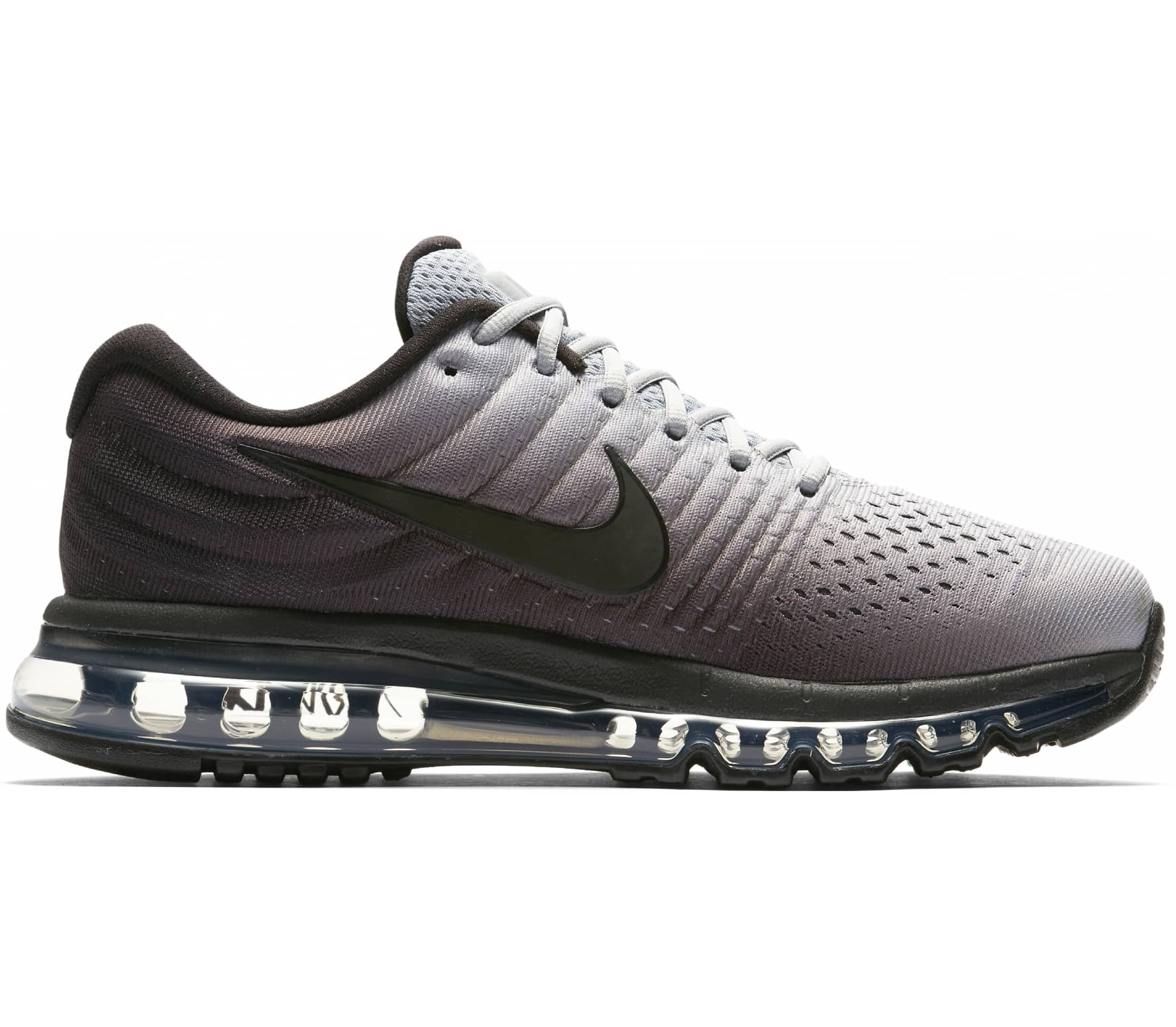 the latest 4782b ea128 Nike - Air Max 2017 Herren Laufschuh (grau)