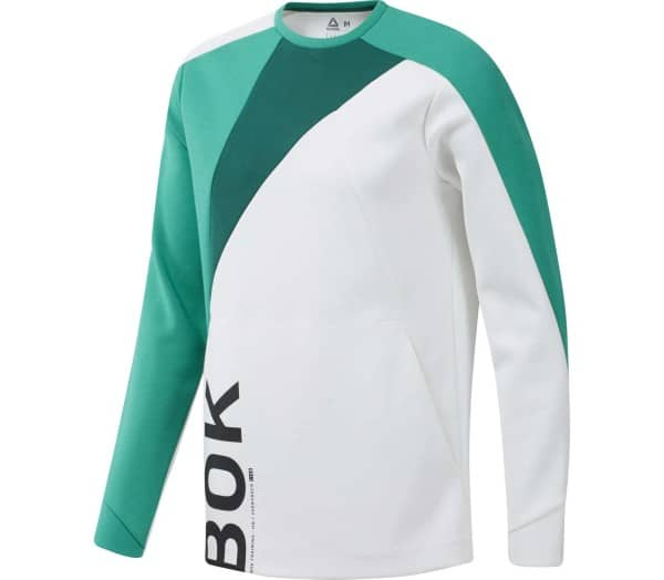 REEBOK OST Blocked Crew Hommes Sweat - 1