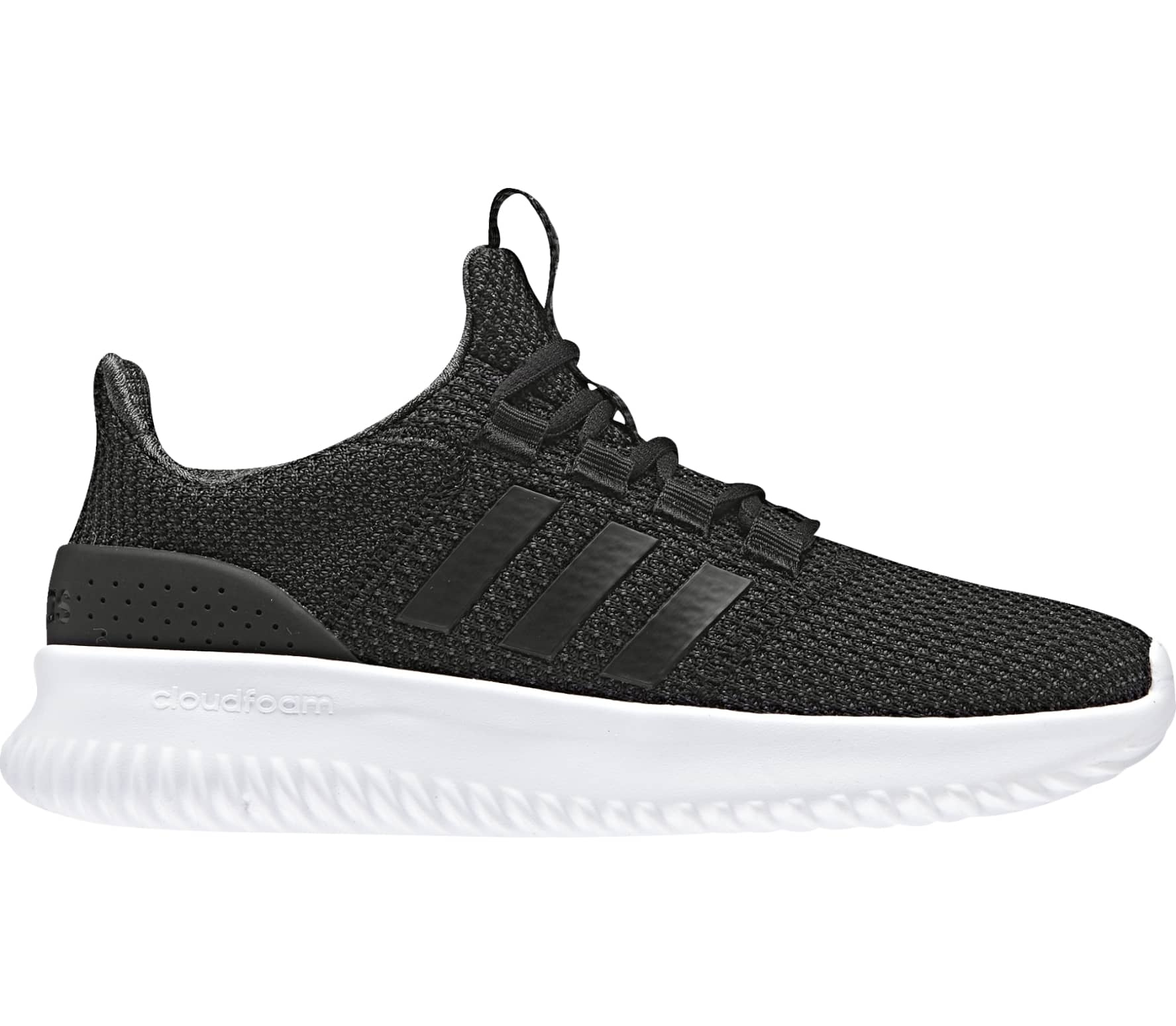 d9aed93a8a9f adidas neo - CF Ultimate children s running shoes (black white ...