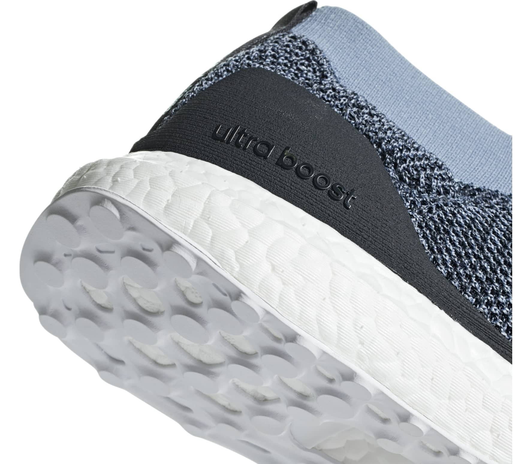 adidas UltraBOOST Laceless Parley Men silver