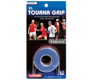 Tourna Grip 3er XL Unisex Grip tennis