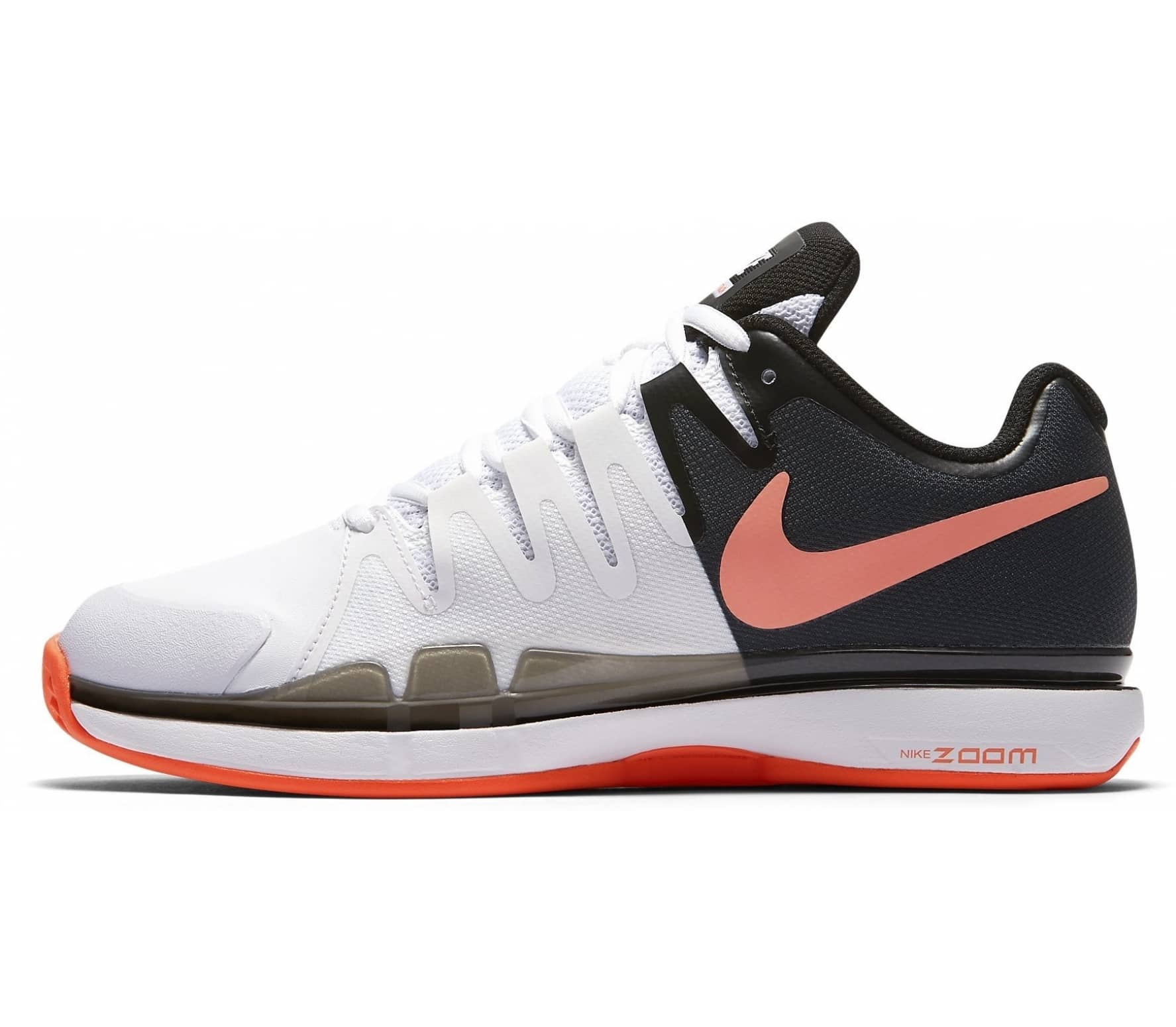 41e599fbdecea4 Nike - Zoom Vapor 9.5 Tour Clay women s tennis shoes (black pink ...