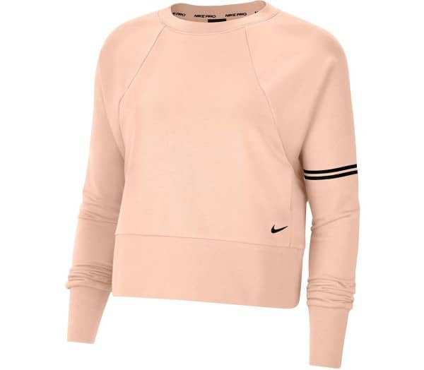 NIKE Dry Get Fit Women Training Sweathirt - 1