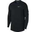 Nike - Element Crew Herren Lauflongsleeve (schwarz)