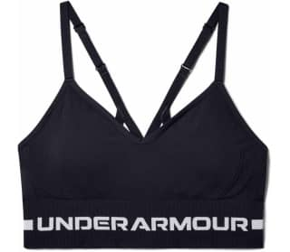 Under Armour Seamless Low Long Damen Sport BH