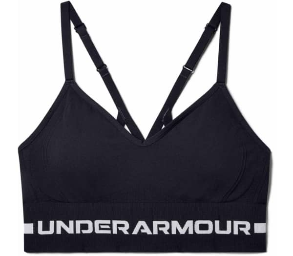 UNDER ARMOUR Seamless Low Long Damen Sport BH - 1